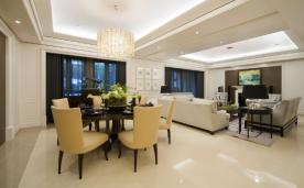 极具现代感的别墅装修 230㎡别墅装修设计案例