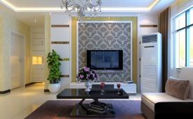 89平㎡两室两厅简约设计 现代装修案例