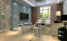 新中式 115㎡三居装修