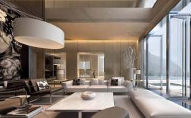 现代别墅设计 350㎡别墅装修案例