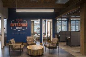 物流公司ODW办公室空间设计