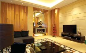 现代简约设计 150㎡别墅装修