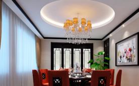 189㎡别墅设计 中式别墅装修案例