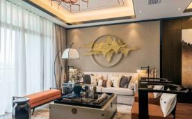 中式别墅设计 585㎡别墅装修案例