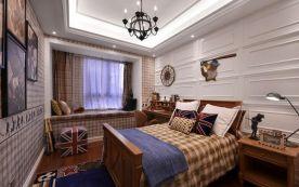 庆隆高尔夫古典欧式两室装修效果图