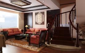 中式别墅设计 200平别墅装修案例