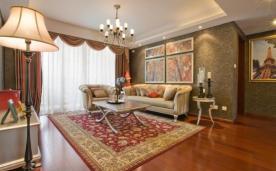 100平新古典两室一厅设计