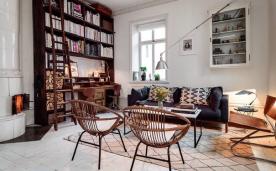 家居现代书屋风格装修案例