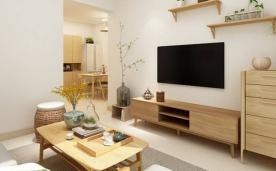 100平两居室日系简约风格装修效果欣赏