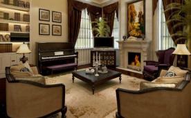 280平豪华美式新古典装修效果案例