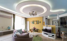 我的创意圆形色调多彩生活 家居设计装修效果