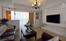 160平复式 现代新居 装修效果赏析