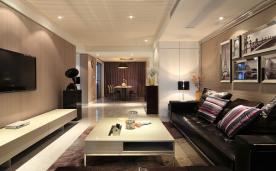 时光魅影 138平米现代奢华四居 装修风格效果案例欣赏