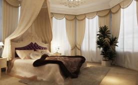奢华欧式别墅 新古典装修设计风格效果
