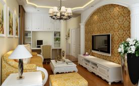 一居室混搭婚房装修实景效果分享