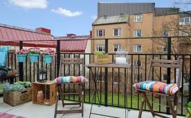 阳台公寓 风格家居装修设计案例效果欣赏