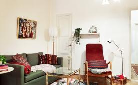 复古舒适之家 风格装修设计案例效果欣赏