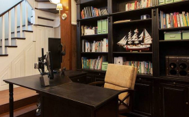 营造自由、舒适的轻美式生活空间 风格装修设计效果欣赏