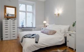 中世纪宝石般的公寓 迷人北欧三居装修设计效果图案例欣赏