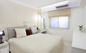 自然休闲风三居室装修 三居休闲风格装修设计案例效果图欣赏