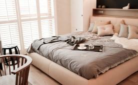 现代中性色公寓装修 现代中性风格装修设计案例效果图分享