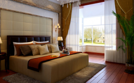 欧式两居设计 欧式两居装修效果图欣赏
