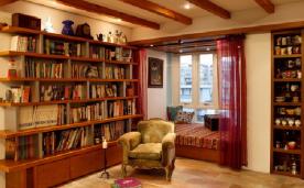 110平温馨混搭两居装修 两居混搭风格装修案例效果图欣赏