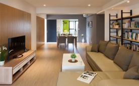 北欧简约空间设计 简欧风格家装设计效果图赏析