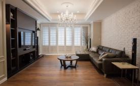 美式风三居装修 美式三居装修设计效果图欣赏