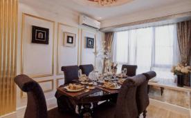140平三居室美式风格装修 140平美式三居装修设计效果图欣赏