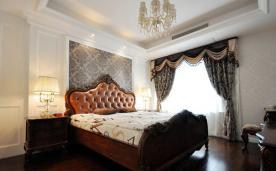 现代新古典时尚婚房装修 现代新古典家居装修效果图欣赏
