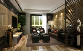 六口之家奢华欧式四居装修 欧式四居装修设计效果图实景赏析