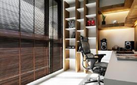 150平两居室装修 疗愈自然的放松空间装修设计效果图欣赏