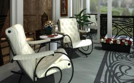 160平四室欧式简奢装修 160平四居欧式风格装修设计效果图欣赏