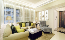 新古典风唯美空间装修 新古典风格装修设计效果图欣赏