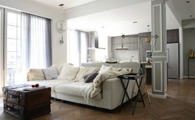 复古怀旧住宅装修 复古风格装修设计效果图分享