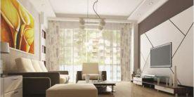 贵阳世纪南山  四居室欧式装修设计效果图欣赏