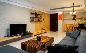 自然感温馨品味宅居装修 简约风格装修设计效果图欣赏
