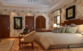 200平别墅的美式乡村风格设计案例鉴赏