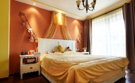 三居地中海时尚别墅装修 尽情享受爱琴海的日光浴风格装修设计效果图欣赏
