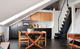 北欧57平白色主题小公寓装修 57平北欧风格装修设计效果图赏析