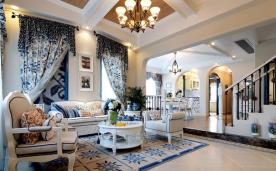 地中海浪漫唯美别墅装修 地中海别墅风格装修设计效果图分享