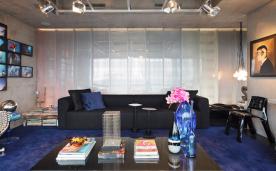 摩登时尚公寓装修 现代混搭家装设计效果图分享