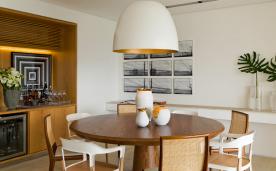 充满生活暖意的明亮公寓装修 170平现代暖意风格装修设计效果图赏析