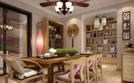 传统融合现代的休闲家居空间装修 现代风格家居装修效果图欣赏