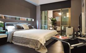 单身机能住宅装修 低调时尚的减压空间装修设计效果图赏析