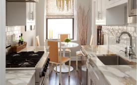 职业女性的都市风情公寓装修 女白领单身公寓装修设计效果图分享
