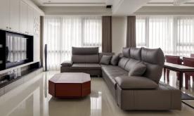 132平米法式时尚居所装修 132平法式风格装修设计效果图分享