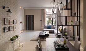简约结构的时尚主义新家装修 简约时尚装修设计效果图欣赏