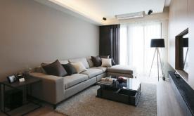 唤醒大地的原味宁和简约三居装修案例 现代简约三居装修设计效果图欣赏